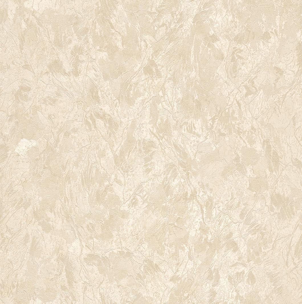 Schimmernde Satain Tapete - gelb/terracotta - Rasch 210323 - NEU